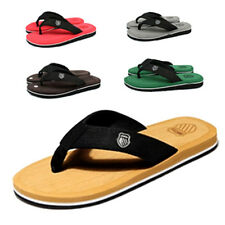 Summer New Men Leisure Slipper Flip Flops Beach Shoes Casual Sandal EU 40-44 Go5