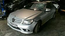 DAMAGED CAT D REPAIRBALE SALVAGE 2008 Mercedes Benz C320 Auto CDI Sport Edition