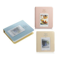 64 Pockets Mini Album Case Storage For Polaroid Photo Fuji Film Instax Size FK