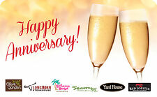 Olive Garden - Happy Anniversary Gift Card $25 $50 $100 - Email delivery