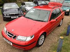 Saab 9-5 3.0 TiD V6 2002MY Linear Estate