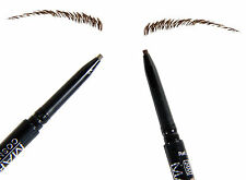 BROW ARCHITECT EYEBROW DEFINER LINER GREY + DEEP BROWN PENCIL PEN EYE WITH BRUSH