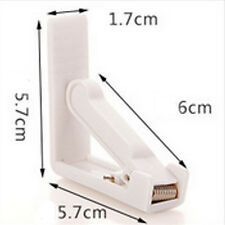 Hot Plastic Table Cover Cloth Desk Skirt Clip Wedding Party Picnic Clamp Holder