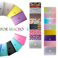 "Rubberized Hard Case Cover Shell For Macbook Pro 13/15"" Retina 12"" Air 13/11inch"