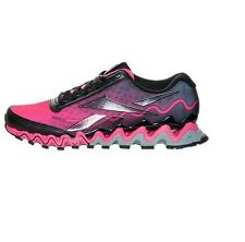 Reebok ZigUltra V53208 Pink/Black/White Running Shoes ZigTech rubber Women