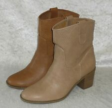 Unisa women's boots camile western style pull on man made size 6, 6.5, 7 NEW