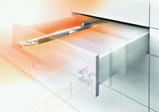 Blum Movento Full Extension Blumotion 40Kg,Length = 250 600 mm with Couplings