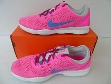 Nike Wmns Zoom Fit Pink Trainers Size:UK-4_4.5_5_5.5_6