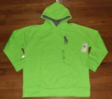 NEW NWT Boys Polo Ralph Lauren BIG PONY Pullover Hoodie Hooded Sweatshirt