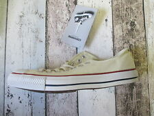 ALL STAR CONVERSE trainers Size 9/EU42.5 Off White (2920794 loc R35)