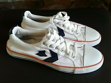 Older boys or girls converse trainers size 4,5