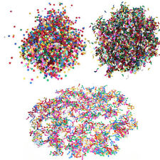 Mullticolor Sparkle Confetti for Wedding Party Table Decoration