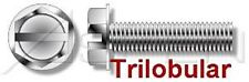 #6-32 Thread-Rolling Screws Hex Slot 18-8 Stainless