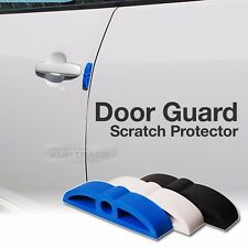 Side Door Guard Bumper Scratch Protector Accessory Garnish 4Pcs for all Vehicle