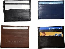 New Little Leather business card case, 7 Credit card ID card Small card case NWT