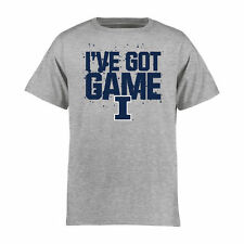 Illinois Fighting Illini Youth Ash Got Game T-Shirt
