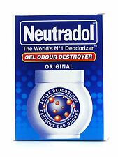 Neutradol Gel Odour Destroyer ORIGINAL AIR FRESHENER ODOURISER SLOW RELEASE