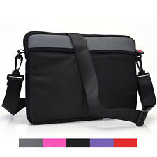 Universal Laptop Messenger Bag Sleeve Cover Case with Shoulder Strap ND13SC15|E
