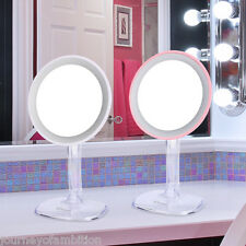 Ovonni 5X Magnification LED Vanity Beauty Make-up Makeup Cosmetic Mirror Lighted