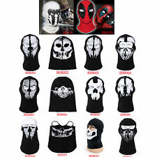 Call of Duty 10 Ghost Balaclava Motorcycle Cycling Game Airsoft Full Face Mask B
