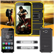 Kenxinda W7 Smartphone Rugged Android 5.1 Waterproof IP68 Mobile Phone 8MP 16GB