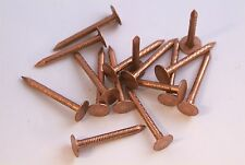 Copper Clout, Slate, roofing Nails or Tree Stump Killers - 38 x 3.35mm