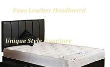 Faux Leather Clarence Headboard in all sizes 2ft6,3ft,4ft,4ft6 & 5ft