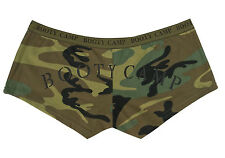 """Booty Shorts Women's Camo """"Booty Camp"""" Panties Booty Shorts Camouflage 3476"""