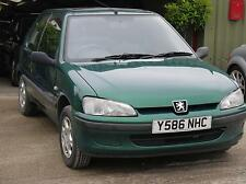 Peugeot 106 1.1 Ltd Edn Independence. ONLY 63000 MILES. FULL HISTORY