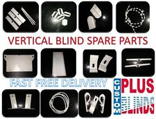 VERTICAL BLIND SPARES  WEIGHTS CHAIN HANGERS JOINERS CORDS  - SPARE PARTS