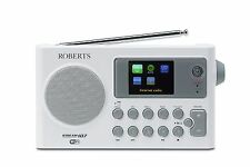 Roberts Radio Stream 107 Portable DAB/DAB+/FM/Wi-Fi Internet Radio Roberts UK
