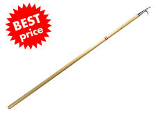 Traditional Wooden Steel Boathook Pike Pole Sailing Boating Equipment Boat Yacht