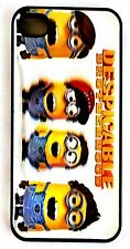Minions, Despicable Brothood and Spider-man case covers for iPhone 4G4S