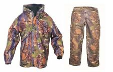 Jack Pyke Childs Childrens Waterproof Camo Camouflage Shooting Jacket & Trousers