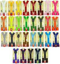 CUTE Baby Toddler Kids Children Boys & Girls Y-Back Elastic Suspenders 29 COLORS