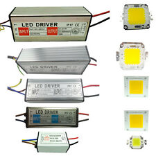 LED Beads ChipDriver Waterproof Constant Current  85-265V 10/20/30/50/100W