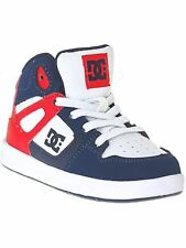 DC Navy-White Rebound UL Toddlers Shoe