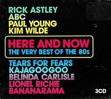 Here and Now - The Very Best of the 80s CD Paul Young Kim Wilde ABC Cher Yazz