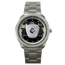 New BMW I3 Steering Wheel Sport Metal Watch Free Shipping