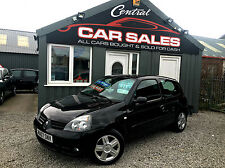 2007 RENAULT CLIO 1.2 ( 75bhp ) CAMPUS SPORT LOW INSURANCE FINANCE PARTX WELCOME