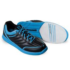 Bowling Shoes Women Brunswick ick Diamond black/blue for Right and Left-handed