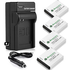 NB4L NB-4L Battery & Charger For Canon PowerShot ELPH 100 HS SD1000 SD1100IS New