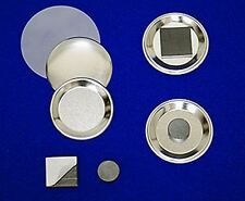 "500 pcs. 2-1/4"" inch Standard Size Magnet Set for Button Makers & Machines"