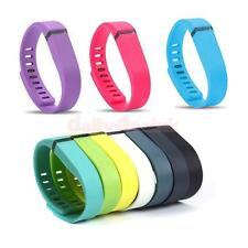 Adjustable Smart Watch Strap Replace Wristwatch Bands Wristband for Fitbit Flex