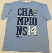 NEW SOUTH WALES STATE OF ORIGIN NSW SOO 2014 CHAMPIONS 14 TSHIRT  MENS SIZE
