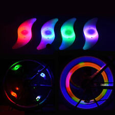 Cool Safe Bike Bicycle Cycling Wheel Spoke Tire Wire Tyre LED Light Lamp