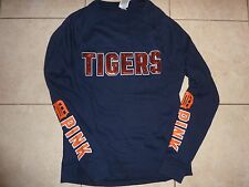 VICTORIAS SECRET PINK BLING NEW 2016 MLB DETROIT TIGERS SWEATSHIRT SOLD OUT NWT