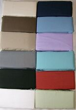 """Daybed Bed Skirt  Dust Ruffle  12 Colors  14"""" 16"""" 18"""" 21""""  Split Corners"""