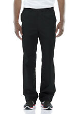 Scrubs Dickies Men's EDS Zip Fly Pull-On Pant 81006 Black  WE SHIP FREE