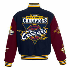 Cleveland Cavaliers JH Design 2016 NBA Finals Champions Wool Jacket Made in USA